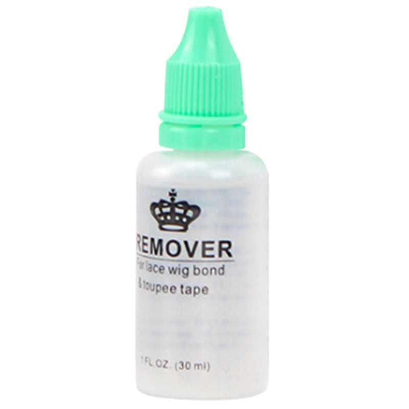 กาว Remover สำหรับเทป Hair Extension กาวสองด้าน Remover สำหรับวิกผมลูกไม้ด้านหน้าด้านหน้า Remover