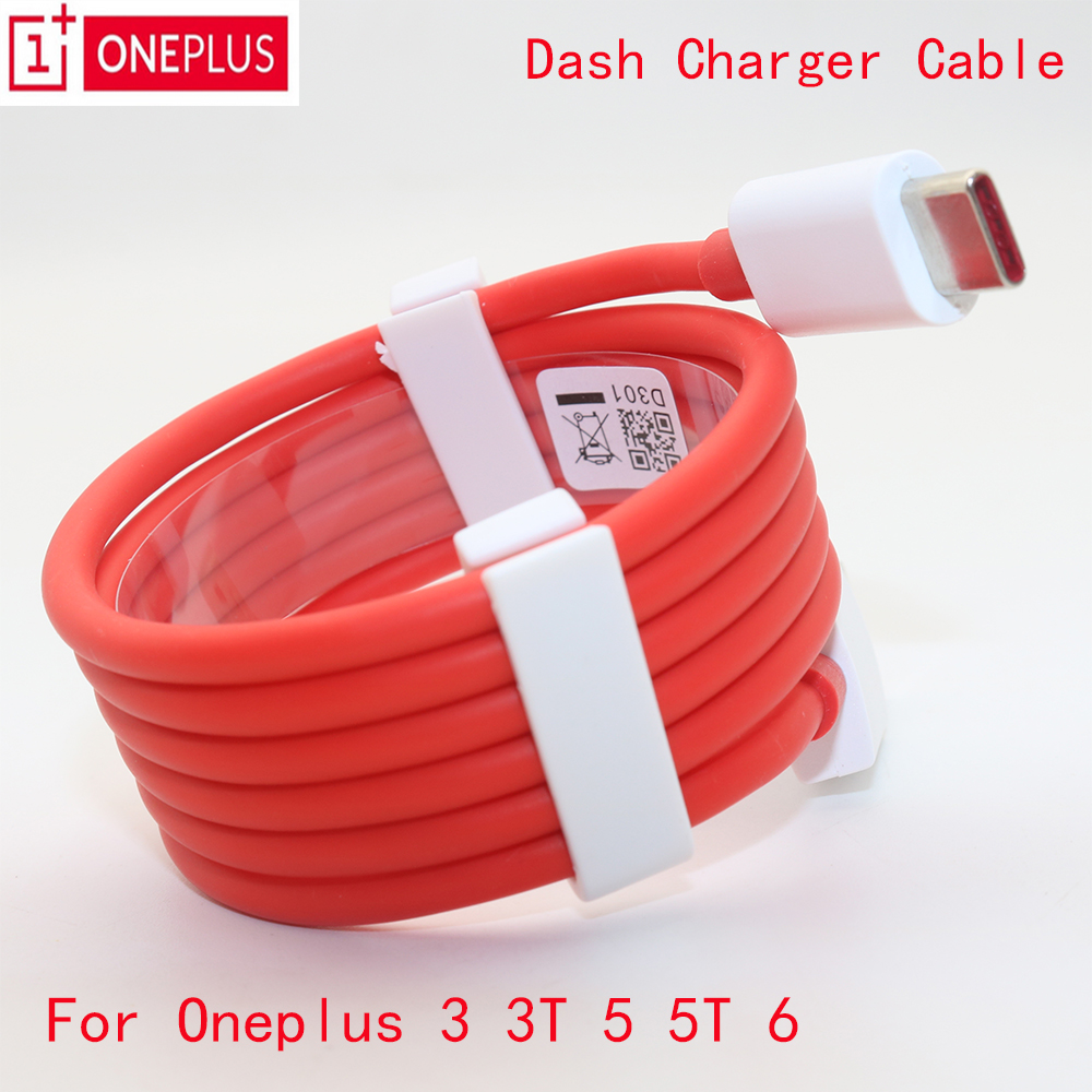 ONEPLUS Dash-Cable No-Packaging Type-C 4A 1 USB For Round 6 3t-5 5T 1M/2M