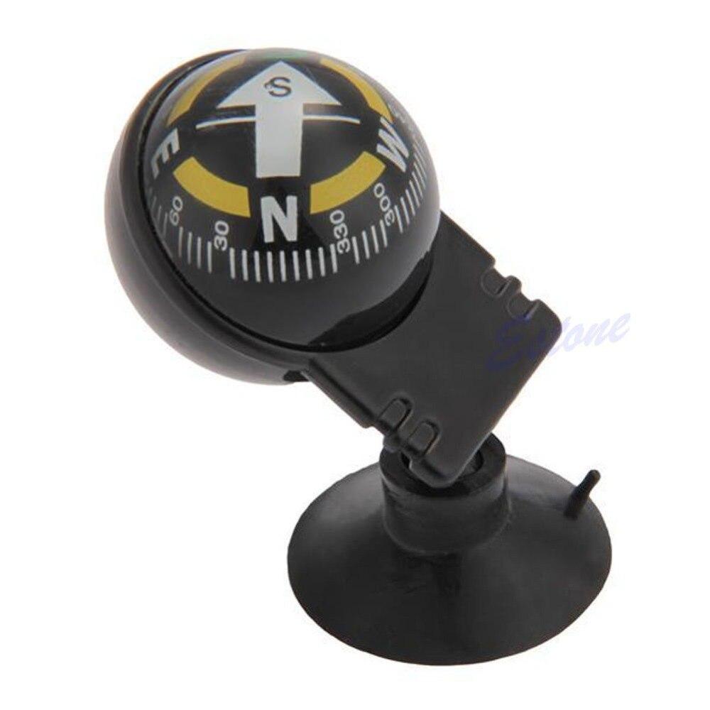 Карман мяч Dashboard Даш Гора навигация Компасы шлюпки автомобиля грузовик всасывания черный