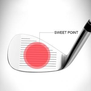 Image 3 - גולף מועדוני התנדנדות טריז 50 52 54 56 58 60 62 64 תואר מגהצים גולף CNC נירוסטה חול טריז גברים של גולף מועדון שני טריז