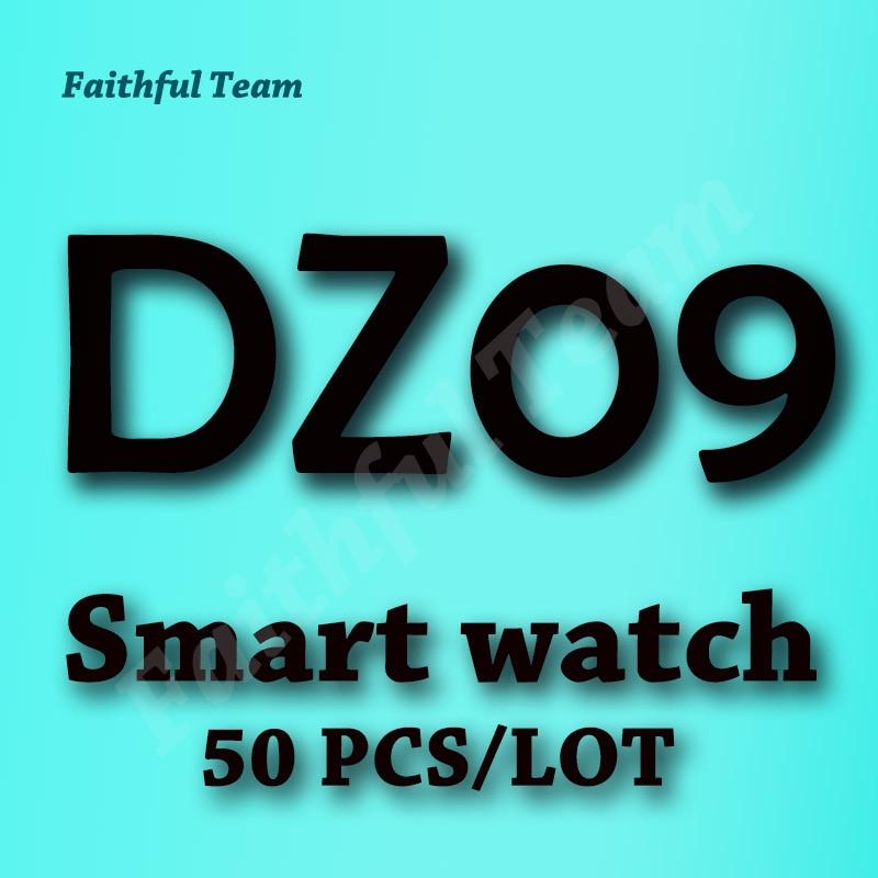 50pcs Factory DZ09 Smart Watch With Camera SIM TF Card Call Smartwatch For Huawei Xiaomi HTC