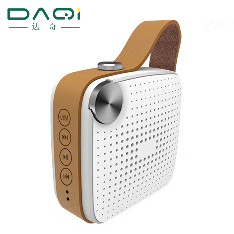 Retro Style Wireless Bluetooth Speaker Portable With Microphone Stereo Sound Music Receiver With