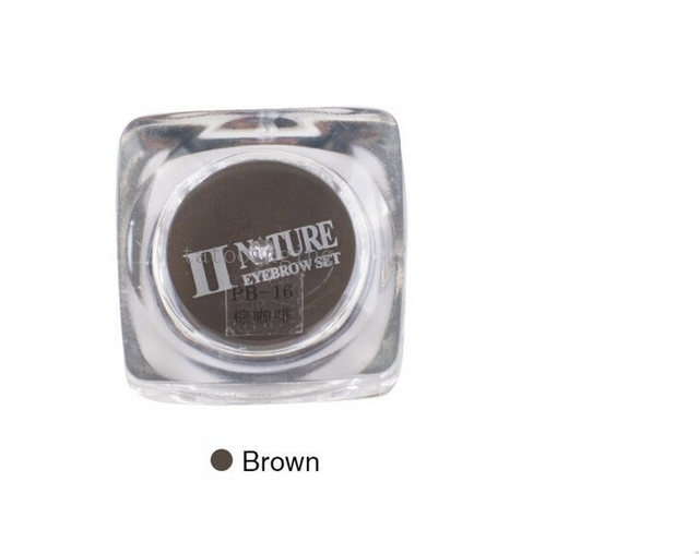 2 Piece PCD Microblading Pen Brown Color Ink Tattoo Rotary Permanent Makeup Pigment