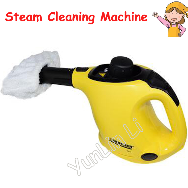 Steam Cleaning Machine Handheld Cleaner High Temperature Kitchen Cleaner Bathroom Sterilization Washing Machine SC-952 1400w high temperature steam cleaner mop handheld kitchen steam cleaning machine sc1 household steam cleaner