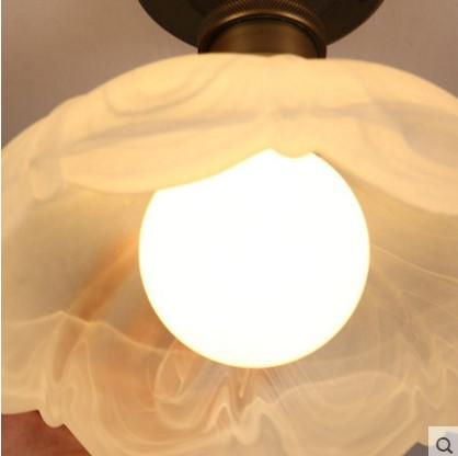 Американдық ретро Эдисонға арналған - Ішкі жарықтандыру - фото 5