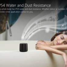 Ancord микро Bluetooth динамик TWS системы портативный маленький корпус громкий голосовой спуск затвора Кнопка селфи функции(черный