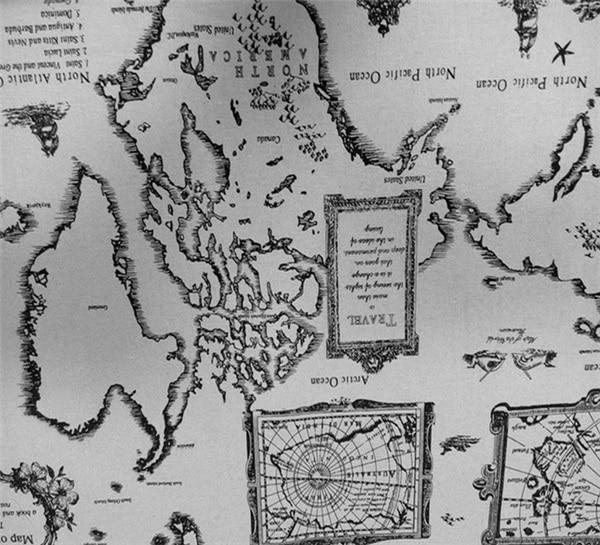 150 cm x 50 cm wholesale cotton linen world map printed fabric for 150 cm x 50 cm wholesale cotton linen world map printed fabric for curtaintablecloth gumiabroncs Images
