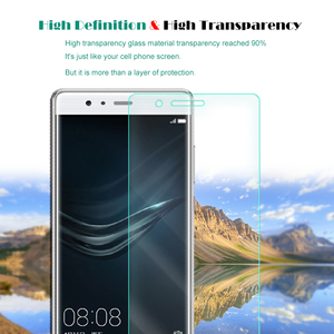 Image 5 - 2 PCS Premium Tempered Glass for Huawei P9 Screen Protector Clear Toughened protective film Case For Ascend P9 Glass Cove Phone