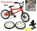 Bmx alta calidad juguetes dedo de la aleación de BMX funcional niños de bicicletas Bike el dedo mini BMX conjunto Fans de la bici de juguete de regalo