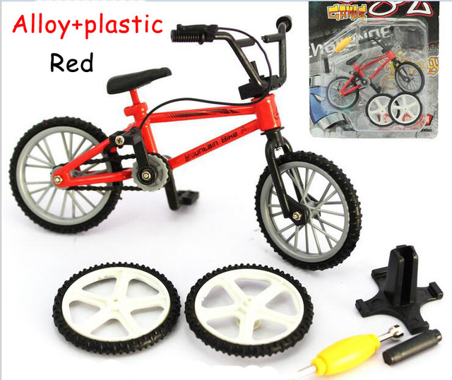 HIGH quality bmx toys alloy Finger BMX Functional kids Bicycle ...