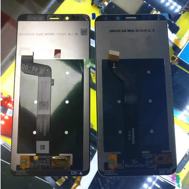 Image 3 - High Quality For Xiaomi Redmi 5 Plus / Redmi Note 5 / Redmi Note 5 Pro LCD DIsplay + Touch Screen Digitizer Assembly Replacement-in Mobile Phone LCD Screens from Cellphones & Telecommunications on