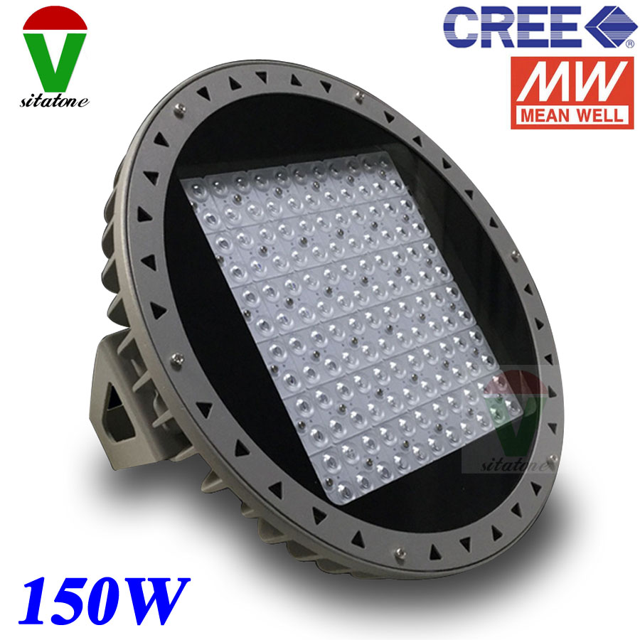Led High Bay Light Meaning: 150W Led High Bay Light UFO 15000lm CREE Chips MEAN WELL