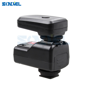 Image 2 - Professional 4 Channels Wireless Remote Speedlite Universal Flash Trigger for Canon Nikon Pentax Olympus PT 04GY free shipping