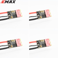 4pcs Lot Emax Formula 45A Blheli 32 2 5S Brushless ESC For RC Quadcopter Multicopter