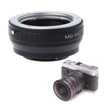 цена на MD-FX Mount Adapter Ring For Minolta MD SR Lens to Fujifilm X Mount Fuji X-Pro1