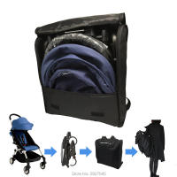 Baby Stroller Accessories travel bag Pram knapsack stroller backpack fit Babyzenes Yoyo Yoya YuYu Vovo+ Storage bag