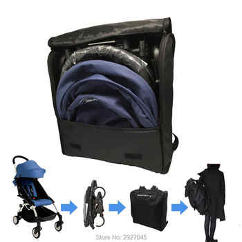 Baby Stroller Accessories travel bag for Babyzenes Yoyo pushchair knapsack stroller backpack for Yoya YuYu Vovo pram Storage bag - DISCOUNT ITEM  33% OFF All Category