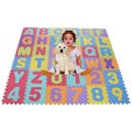 36PCS Kids Baby Foam Floor Puzzle Safety Play Mat Rug Playmat Alphabet Number EVA Soft crawling pad for Infant bedroom kitchen