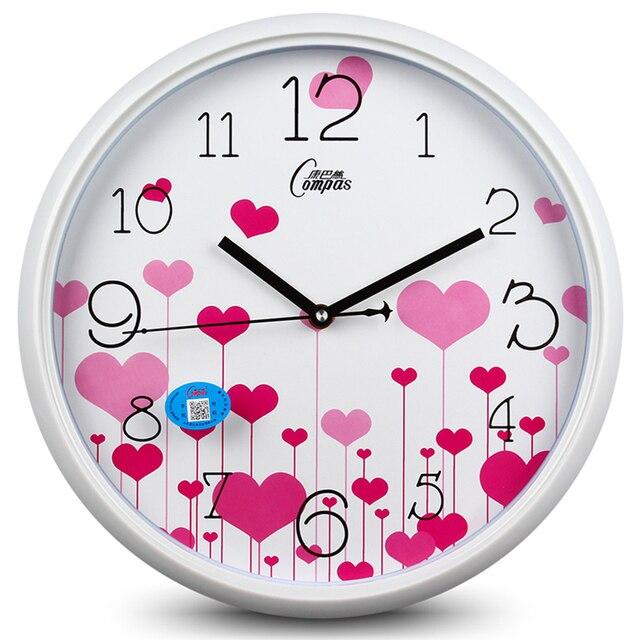 Large 3d Art Silent Creative Wall Clock Modern Design Kids Sticker Kitchen Nordic Clock Wand Klok Wall Clock Home Decor 50CW373