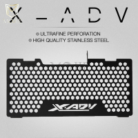 X ADV Grille For Honda XADV X ADV 750 2017 2018 Motorcycle Accessories Radiator Guard Grille Cover Grill Covers Cooler Protector