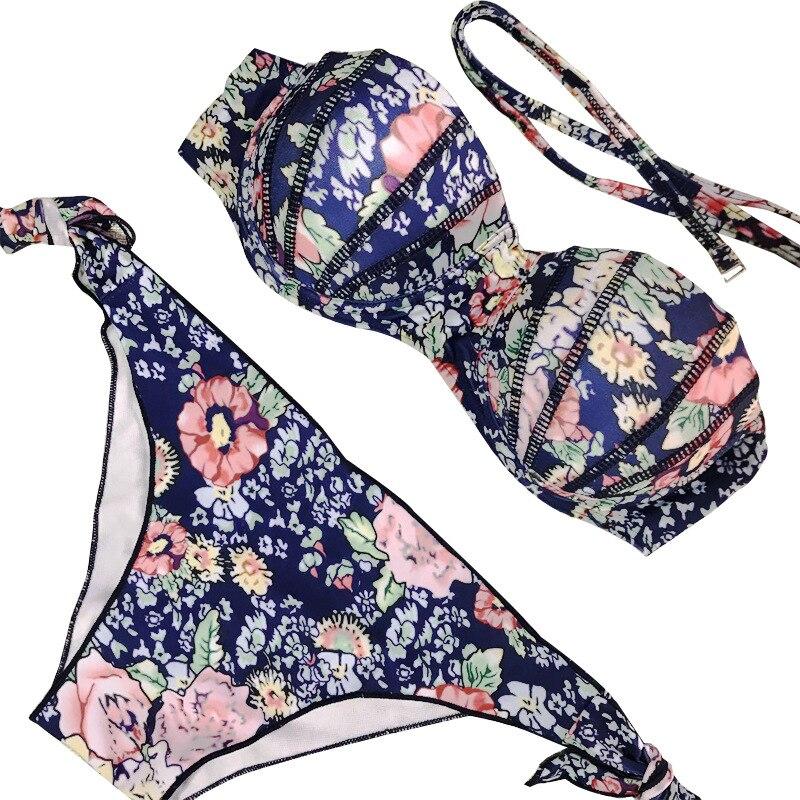 Women Bikini Swimwear Swimsuit Split Bikinis Beachwear Swimsuits Sexy Beachwear Pop shells Bathing Swim Suit Bath