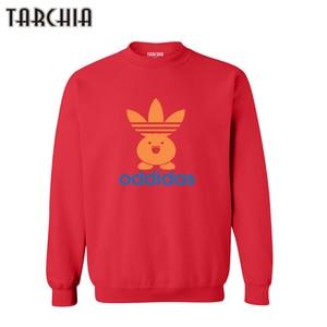 Image 4 - TARCHIA 2019 new brand man coat addidas casual parental sprots hoodies sweatshirt personalized survetement homme marque