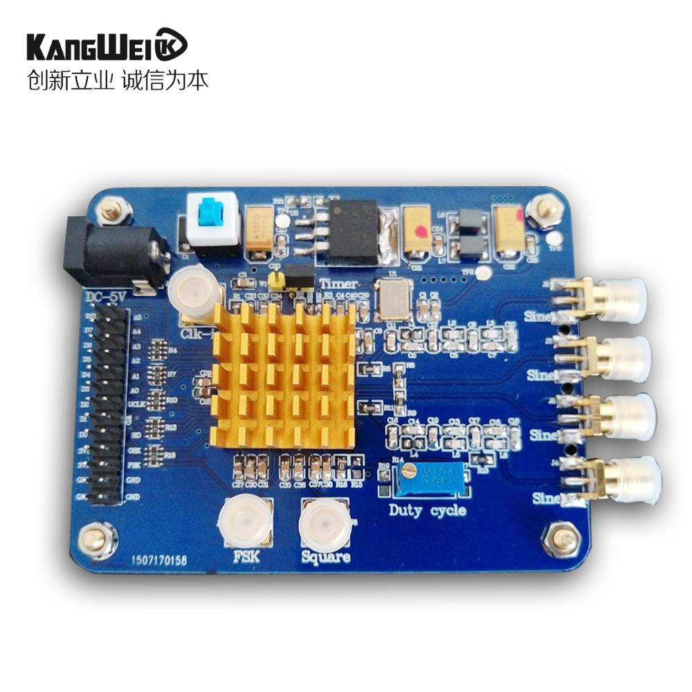 Signal Generator Module Ad9854 High Speed Dds Source Programmable Levels Pulse Sine Wave Square In Integrated Circuits From Electronic Components
