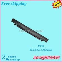 Сменный аккумулятор для ноутбука ASUS X550 X550C X550CA X550CC X550CL X550E батареи