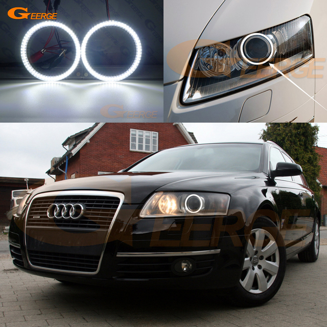 2008 Audi S6 Headlights