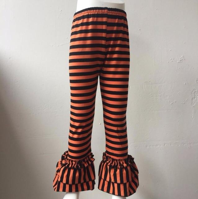 c34a0e5a92585 Hot Fashion Baby Girl mutiple color wholesale children long pants ruffle  capri pants baby ruffle pants