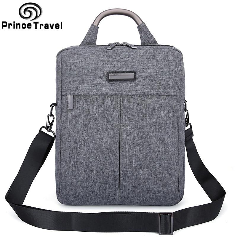 Men/'s Travel Shoulder Messenger Bag Oxford Crossbody Business Work Briefcase Bag