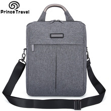 купить Men Messenger Bags Large Business Shoulder Bag Famous Brand Design Laptop Briefcase Bag High Quality Women Brand Bag Travel Bag по цене 1687.55 рублей
