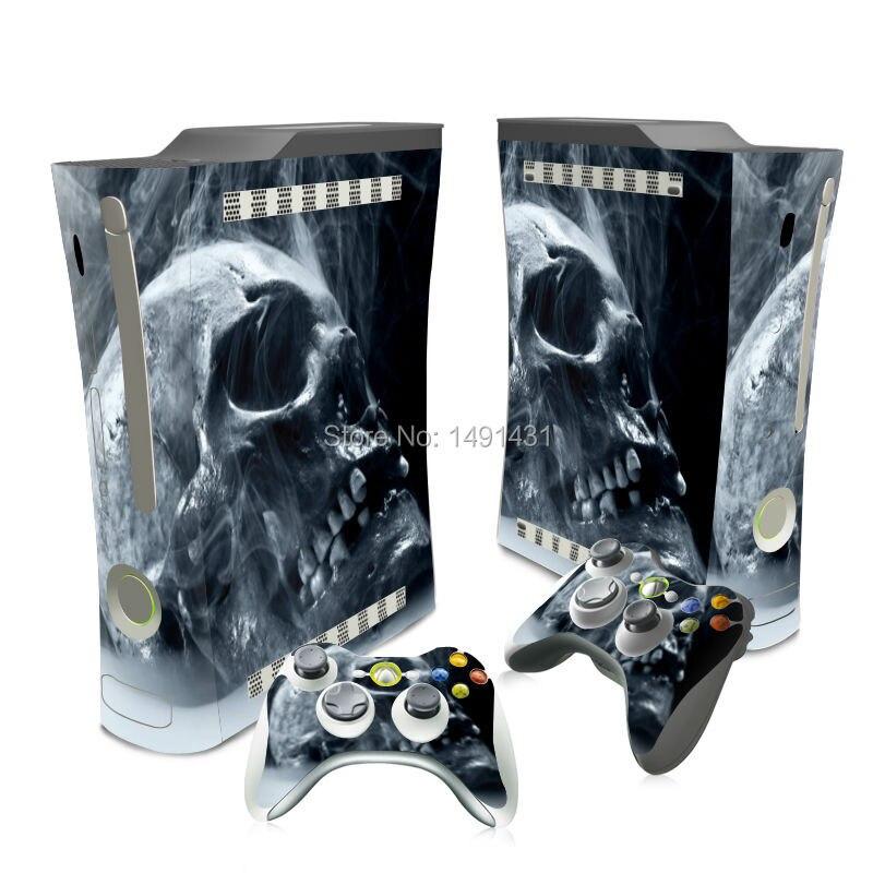 Für Xbox 360 Haut Super Aufkleber Für Xbox 360 Konsole Haut Und Controller Unterhaltungselektronik