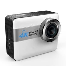 2017 N6 4 К Ультра Камеры HD 170 Градусов Широкий Угол Обзора wi-fi 4 К Действий Камеры HD Спорт Камеры с Коробкой DHL Бесплатно