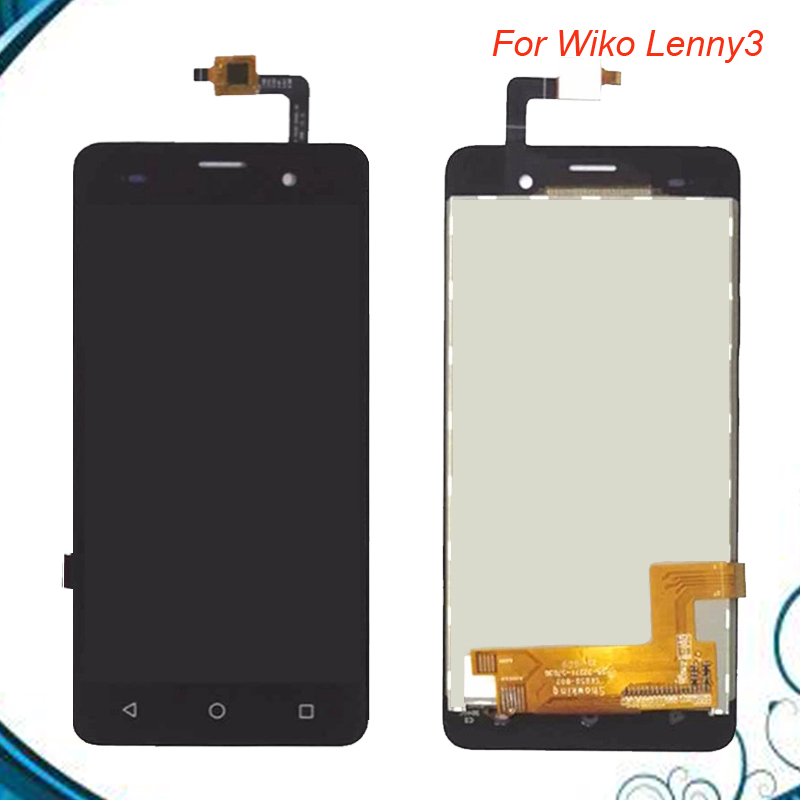 Good Quality For Wiko Lenny 3 Tested LCD Display and Touch Screen Assembly repair part 5.0 inch For Wiko Lenny3Good Quality For Wiko Lenny 3 Tested LCD Display and Touch Screen Assembly repair part 5.0 inch For Wiko Lenny3