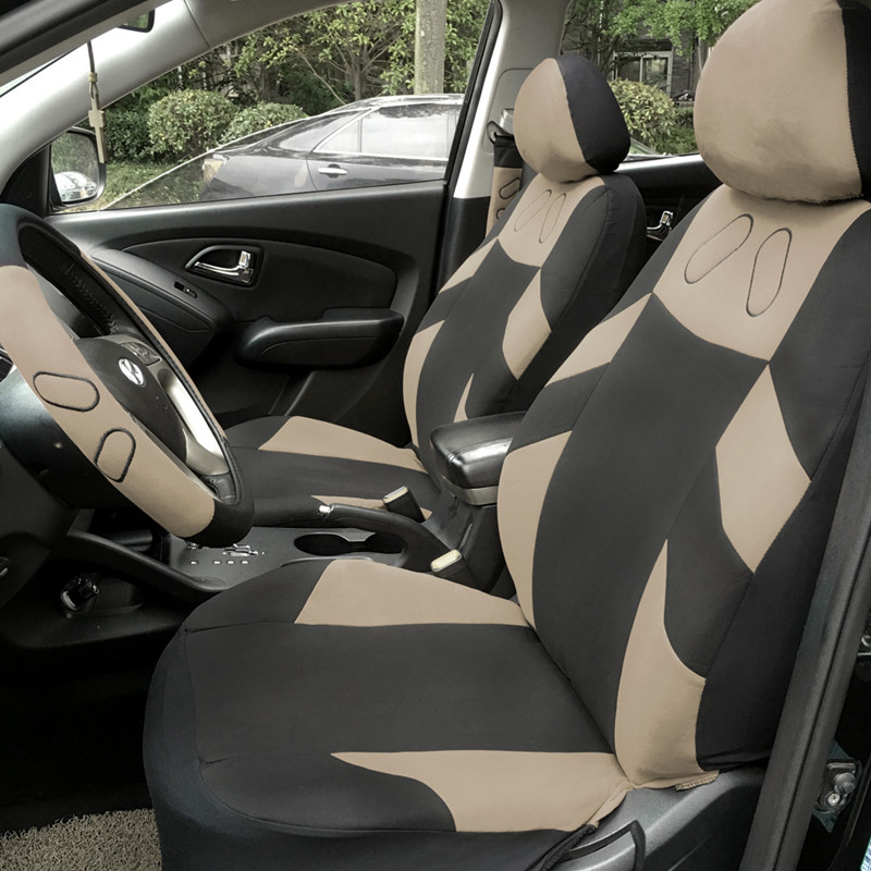 car seat cover auto seat covers for Seat cordoba toledo ateca geely ck emgrand ec7 x7 mk lada Granta Kalina Priora Vesta XRAY in Automobiles Seat Covers from Automobiles Motorcycles
