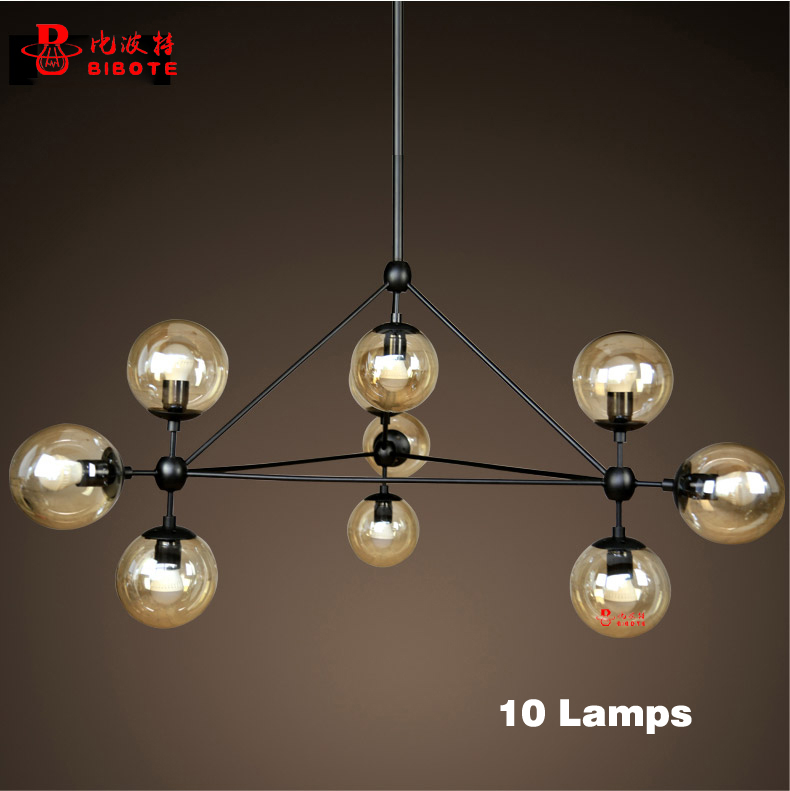 Vintage Loft Industrial Pendant Lights Black Gold Bar Stair Dining Room Glass Shade suspension luminaire Pendant Lamp Fixtures loft vintage industrial pendant light fixtures copper glass shade pendant lamp restaurant cafe bar store dining room lighting