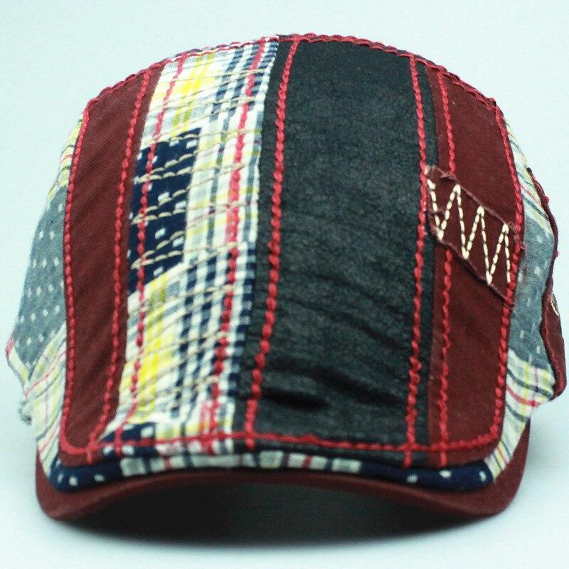 Xthree Fashion Beret hat casquette cap Sombreros de algodón para - Accesorios para la ropa - foto 3