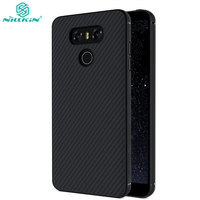 Nillkin Cover For LG G6 Case Synthetic Fiber Back Cover Protective Shell Fashion Hard Case For
