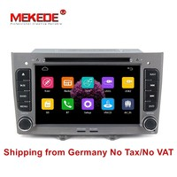 7 inch 2din car gps radio stereo for Peugeot 408/Peugeot 308 car dvd player with steering wheel control,BT,canbus free shipping