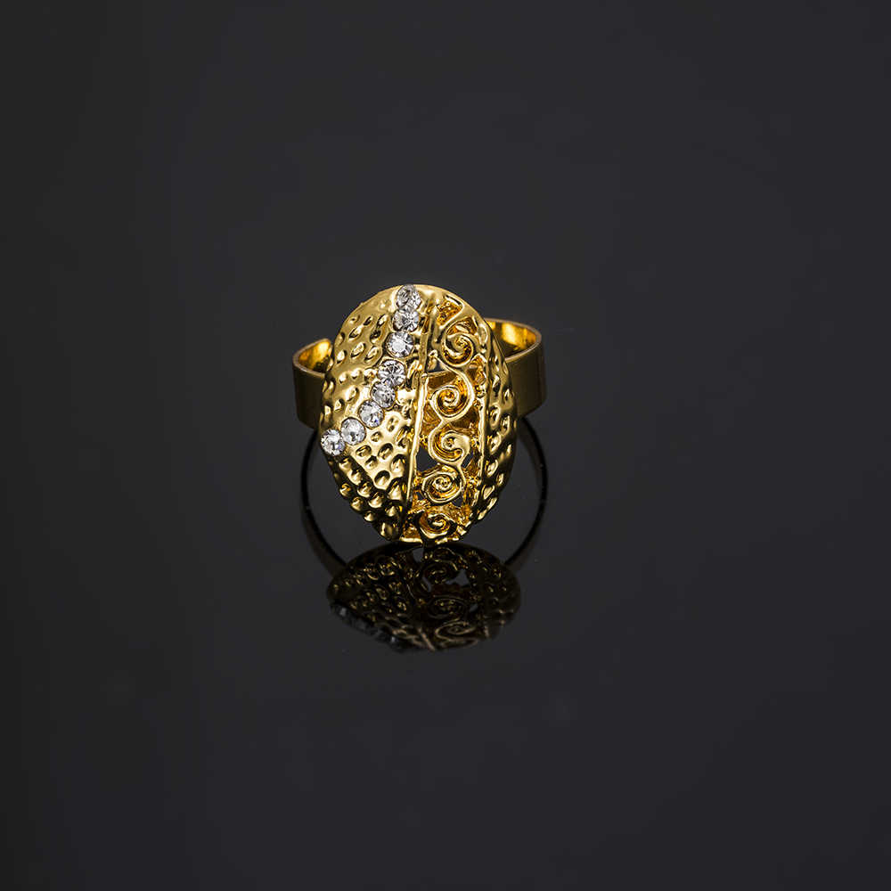 Conjuntos de joyería BAUS, exquisita Dubái, color dorado de lujo, joyería India grande, joyería africana de Nigeria, accesorios de joyería al por mayor
