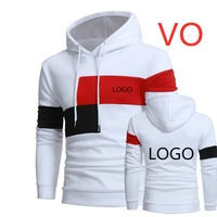 VO New For Men Japanese Embroidery Funny Wave Printed Logo Hoodies 2019 Spring Japan Style Hip Hop Sweatshirts Casual Streetwear