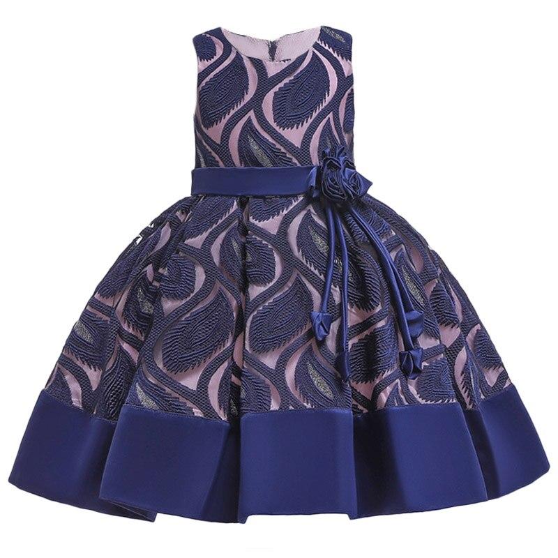 новый 2020 сарафан платье для девочки;нарядное платье для девочки;вышивка Лук принцессы платья для девочек; детские платья;свадьба вечернее праздничное платье для девочки;пышное платье для девочки; платье детское
