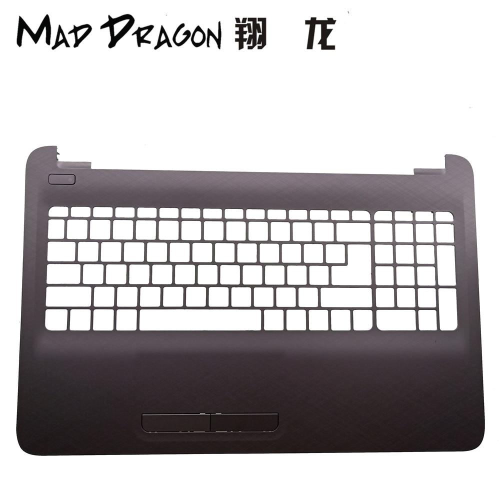 MAD DRAGON new Brand Laptop upper case base cover palmrest For HP PAVILION 15 AC 15