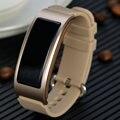Smart watch paso de la frecuencia cardíaca reloj led estudiantes deportes impermeables hombres y mujeres tabla de la pulsera electrónica relogio masculino