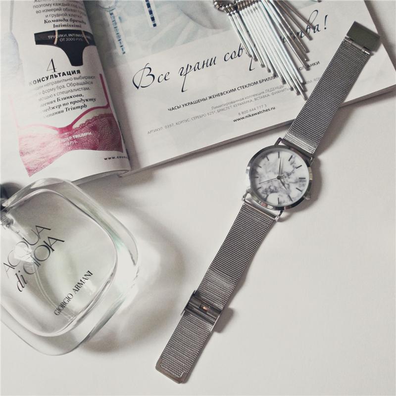 Prix pour Miss keke designer dames de mode robe femmes rose or montre minimaliste montres 3atm imperméable quartz de femmes montre-bracelet réveil