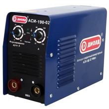 Аппарат сварочный инверторный Диолд АСИ-190-02 (Сварочный ток 20-190 А, макс.диаметр электрода 5мм)