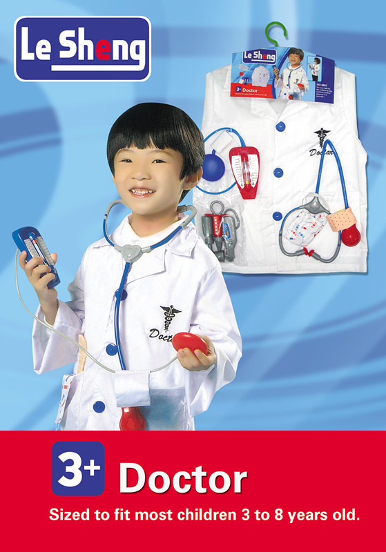 Childrens halloween masquerade party cosplay costume kindergarten childrens halloween masquerade party cosplay costume kindergarten doctor costume for 3 8 years kids in boys costumes from novelty special use on solutioingenieria Image collections