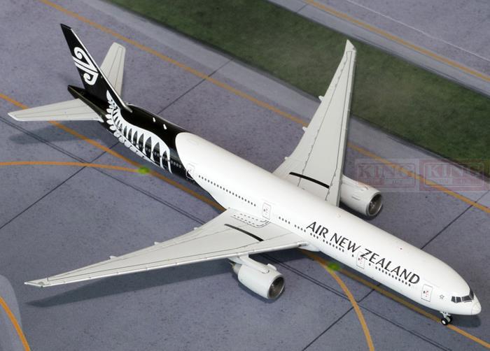 GJANZ1421 GeminiJets New Zealand aviation ZK-OKR 1:400 B777-300ER commercial jetliners plane model hobby