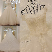 Wedding Dress 2018 Bridal Gowns Train